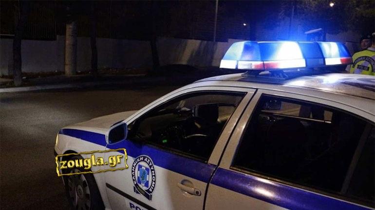 Καταδίωξη με πυροβολισμούς στη λεωφόρο Σχιστού - Καταζητούνται τρία άτομα