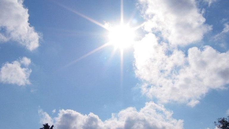 Ηλιοφάνεια από Δευτέρα