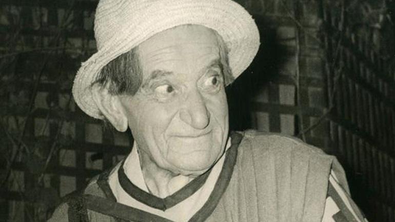 Χριστόφορος Νέζερ, ένας κορυφαίος ηθοποιός