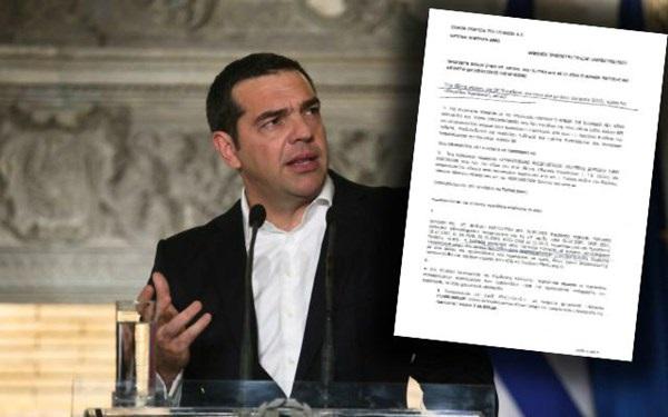 ΣΥΡΙΖΑ : Ρύθμισε το δάνειό του με υποθήκη την Κουμουνδούρου κι ενέχυρο την κρατική επιχορήγηση