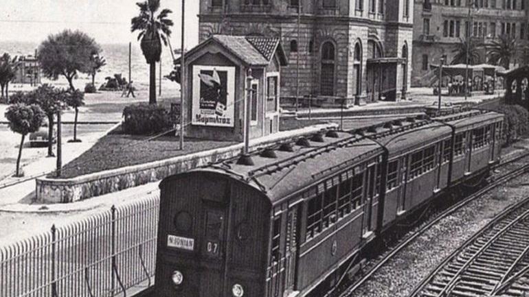 Ραντεβού με έναν σιδηρόδρομο