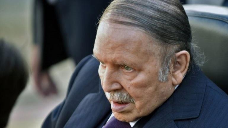 Επιστρέφει στην Αλγερία ο πρόεδρος της χώρας Αμπντελαζίζ Μπουτεφλίκα