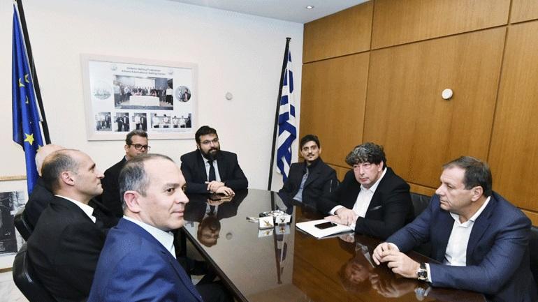 Ολοκληρώθηκε η σύσκεψη για το ελληνικό μπάσκετ: Στα γραφεία του ΕΣΑΚΕ θα κλείσει το φύλλο αγώνα του ντέρμπι