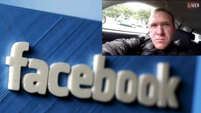 Νέα Ζηλανδία Facebook: Το Facebook κατέβασε 1,5 εκατομμύρια βίντεο παγκοσμίως από