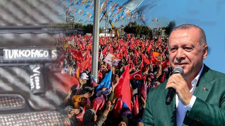 Σε προεκλογικό παροξυσμό ο Ερντογάν