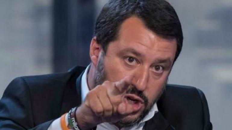 Ιταλία: Ο Μ. Σαλβίνι απευθύνει νέα προειδοποίηση προς τις ΜΚΟ