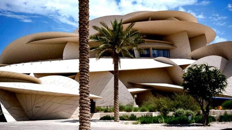 Το Εθνικό Μουσείο του Κατάρ, ένας χώρος «ανοικτός σε όλους», εγκαινιάστηκε στην Ντόχα