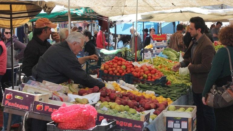 Οριστική τοποθέτηση παραγωγών και επαγγελματιών πωλητών σε λαϊκές αγορές