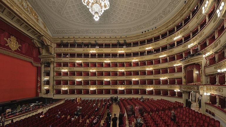 Ιταλία: Η Ακαδημία της Σκάλας του Μιλάνου θα ανοίξει ωδείο στο Ριάντ