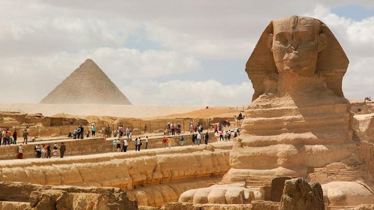 Περισσότερα από 11 εκατ. τουρίστες αναμένει φέτος η Αίγυπτος