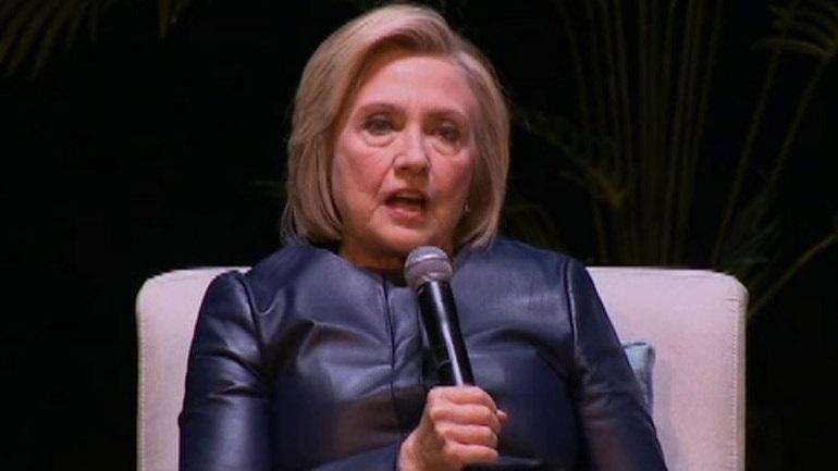 Χίλαρι Κλίντον: Οι υποψήφιοι που θέλουν να κερδίσουν τον Τραμπ στις εκλογές βρίσκονται αντιμέτωποι με μια «ακροβασία»