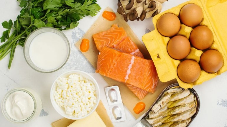 Μελέτη φωτίζει τα αποτελέσματα της βιταμίνης D στο ανοσοποιητικό σύστημα