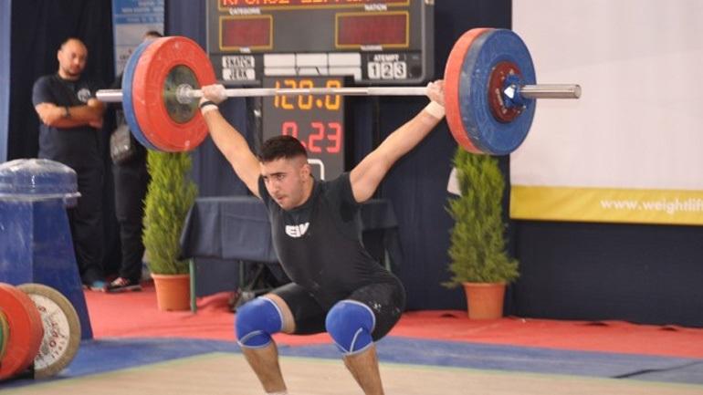 7a8007017dc0 Άρση Βαρών  Αρχίζουν στα Ιωάννινα τα Πανελλήνια πρωταθλήματα