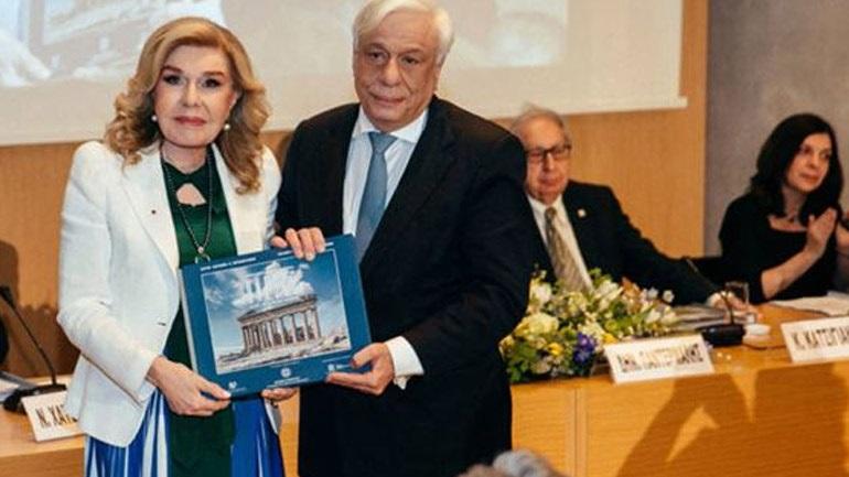 Μαριάννα Βαρδινογιάννη: Η εκδήλωση για τα Μνημεία Παγκόσμιας Κληρονομιάς