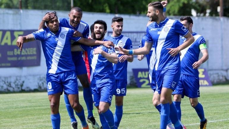 Football League: «Αγκαλιά» με τη δεύτερη θέση ο Απόλλων Λάρισας, 1-0 τον Πλατανιά