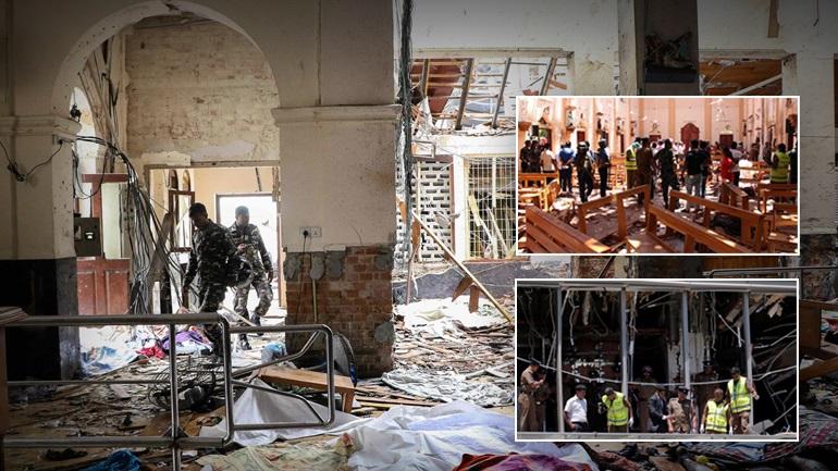 Μακελειό με πάνω από 200 νεκρούς στη Σρι Λάνκα