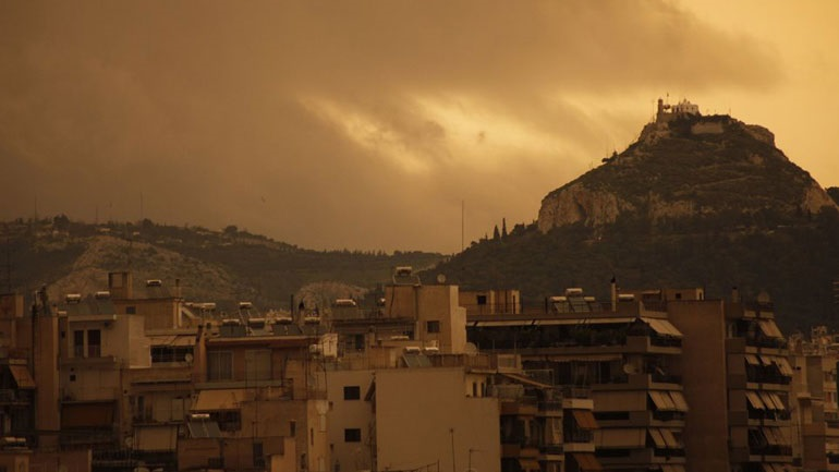 04a6cd477ce6 Τι είναι το φαινόμενο της αφρικανικής σκόνης και ποιες οι επιπτώσεις στην  υγεία