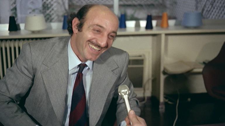 «Όλο γελούσε» μία ταινία του Θόδωρου Μαραγκού για τον ηθοποιό Κώστα Τσάκωνα