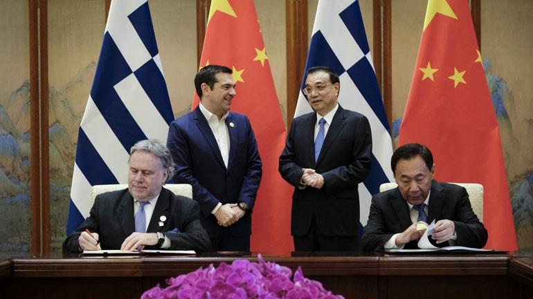 Κατρούγκαλος από την Κίνα: «Αναβαθμίζονται οι διμερείς σχέσεις την τελευταία τετραετία»