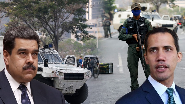 ραντεβού με την Βενεζουέλα προξενιό για εβδομαδιαία ηρωική απεργία