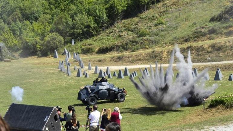 Η αναβίωση της Μάχης των Οχυρών ξεκινάει στο Ρούπελ στις 10 Μαΐου