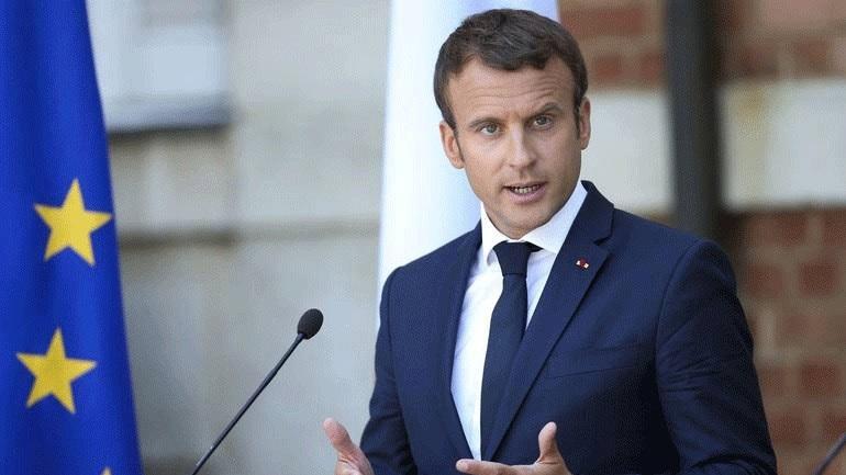 """Εμ. Μακρόν: """"«Καταστροφικός» ο απολογισμός της γαλλικής ακροδεξιάς στο Ευρωκοινοβούλιο"""""""