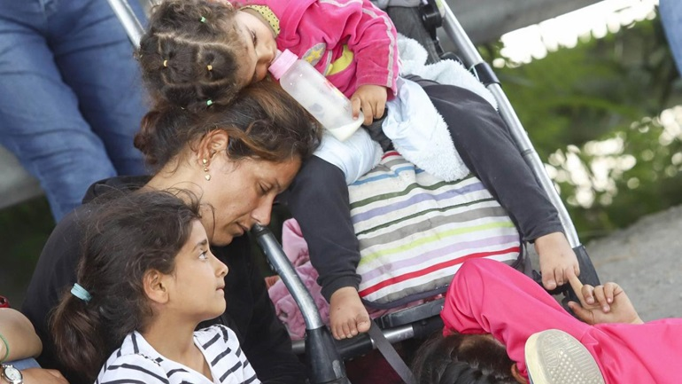 d4ad348ba728 Ρωσία  Περισσότεροι από 950 πρόσφυγες επέστρεψαν στην Συρία κατά το  τελευταίο 24ωρο