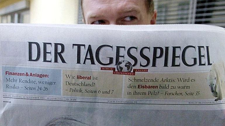 Tagesspiegel: «Μίσος εναντίον των ξένων, φασιστικές πορείες: Δεν αναγνωρίζουμε την Ιταλία πια»
