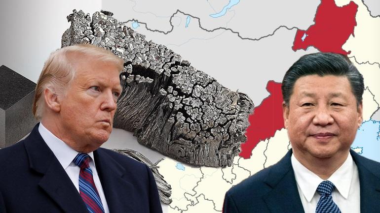 Το υπερόπλο των σπάνιων γαιών επιστρατεύει η Κίνα
