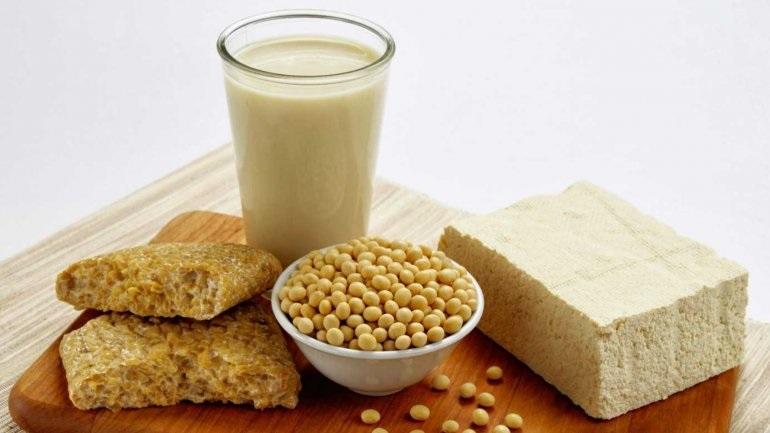 Η πρωτεΐνη σόγιας μειώνει τη χοληστερόλη