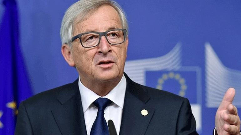 Γιούνκερ: «Η Συμφωνία των Πρεσπών έγινε μεταξύ κρατών και όχι κυβερνήσεων»