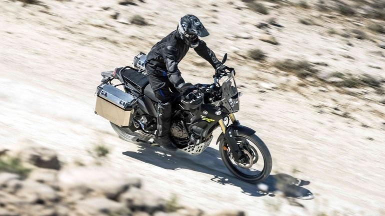 Yamaha Ténéré 700: Στοίχημα με τον χρόνο