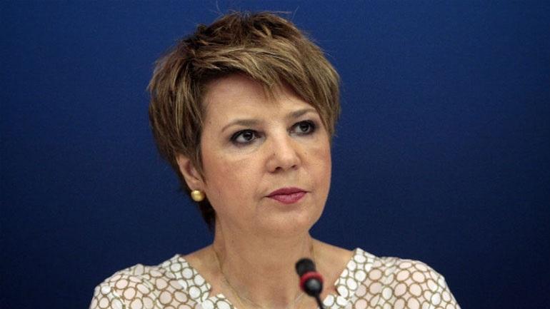 Όλγα Γεροβασίλη: «Απέτυχε το σχέδιο της ΝΔ και του ΚΙΝΑΛ για στρατηγική ήττα ΣΥΡΙΖΑ»