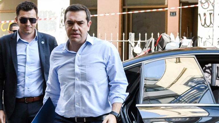 Το πρόγραμμα του ΣΥΡΙΖΑ παρουσιάζει τη Δευτέρα ο Αλ. Τσίπρας
