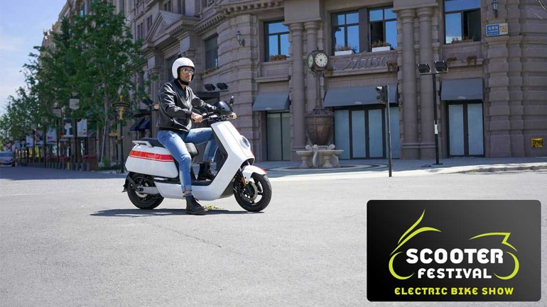Scooter Festival & Εlectric Bike Show 2019: Θα τα δείτε όλα!