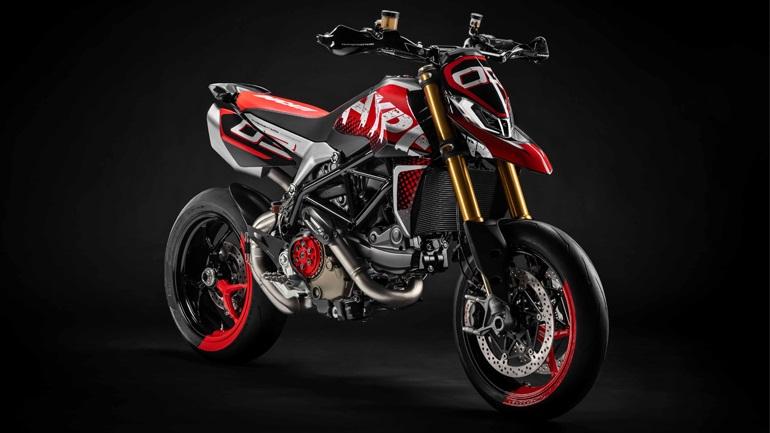 Ducati Hypermotard 950 Concept: Βραβείο με το καλημέρα!