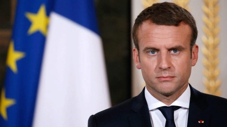 O Μακρόν ανακοίνωσε ότι θα έχει μια «μακρά και περιεκτική» συζήτηση με τον Πούτιν
