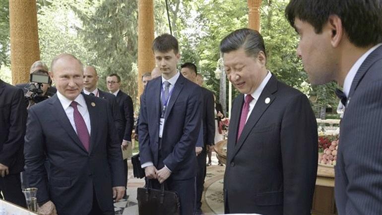 Γενέθλια για τον Κινέζο πρόεδρο - Τι δώρο του έκανε ο Πούτιν
