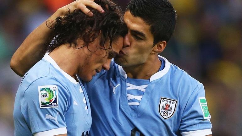 τα πιο ραντεβού με την Ουρουγουάη