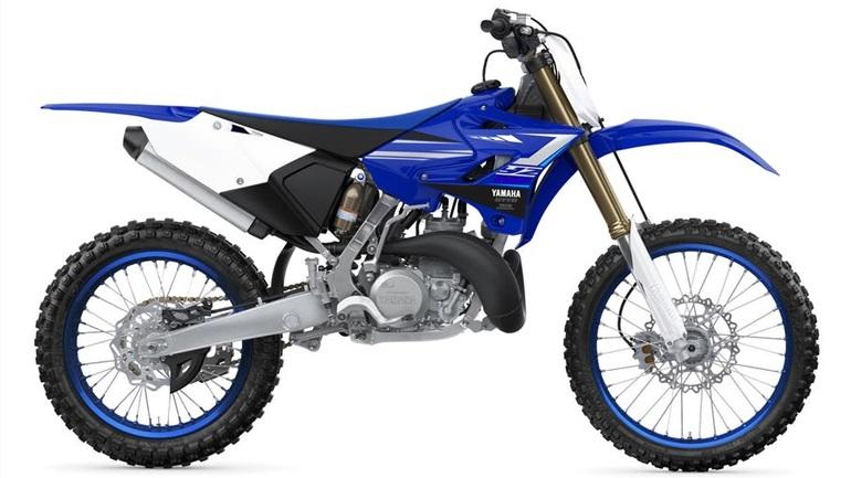 Yamaha YZ500: Για την ανάκτηση των όπλων