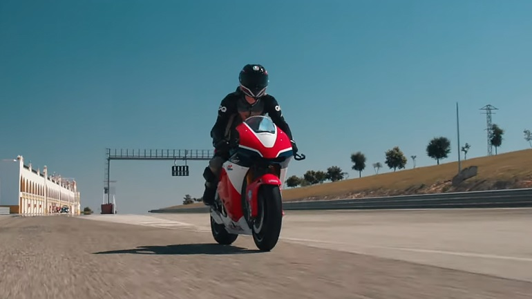 Honda RC213V-S: Από το MotoGP στο δρόμο