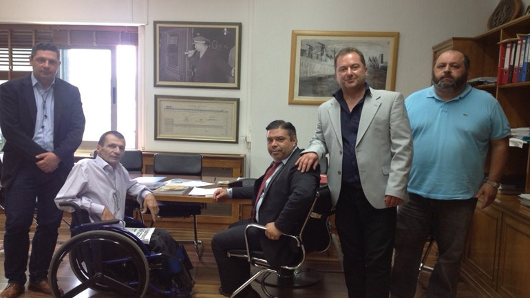 Γιάννης Ορφανίδης, υποψήφιος με το ΚΙΝΑΛ: «Ασπίδα προστασίας η κοινωνική αλληλεγγύη»
