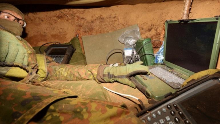 Γερμανία: Ο στρατός πούλησε φορητό υπολογιστή με τουλάχιστον ένα απόρρητο αρχείο στον σκληρό του δίσκο