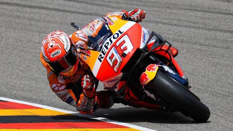MotoGP2019, Sachsenring: 10 στα 10 ο Marquez!