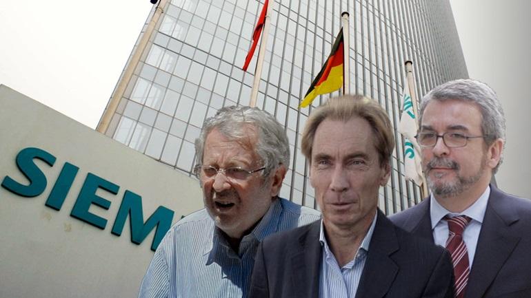"""""""Καθάρισαν"""" με τη δωροδοκία οι κατηγορούμενοι της Siemens"""