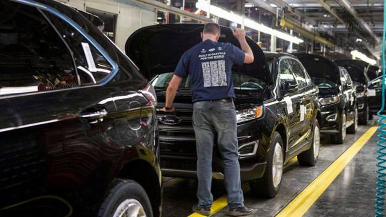 Ford: Απολύσεις 200 εργαζομένων στον Καναδά