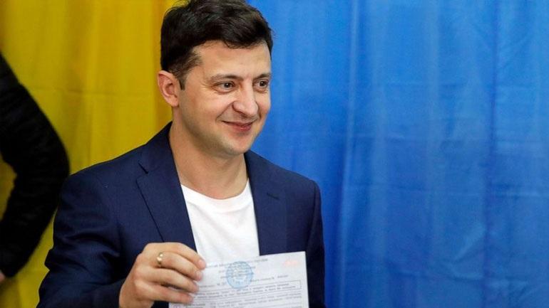 Ουκρανία-βουλευτικές εκλογές: Πρώτο το κόμμα του Ζελένσκι με ποσοστό 42%