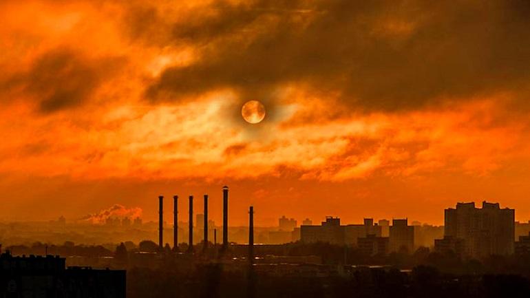 """""""Πρωτοφανής"""" υπερθέρμανση του πλανήτη"""