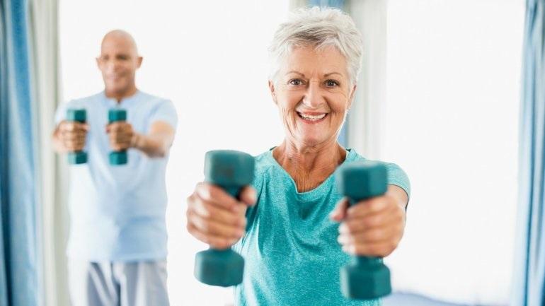H άσκηση με αντιστάσεις κάνει καλό στους ηλικιωμένους