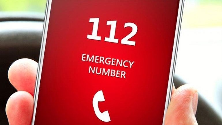 «Πρόβα» λειτουργίας αποστολής μηνυμάτων 112